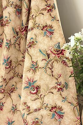 Antique Fabric French printed upholstery fabric heavy weight curtain material