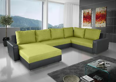 sofa tokio maxi mit hocker und schlaffunktion wohnlandschaft couchgarnitur couch eur. Black Bedroom Furniture Sets. Home Design Ideas