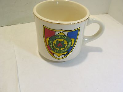 Bsa Boy Scouts Coffee Mug Cup Schiff Scout Reservation