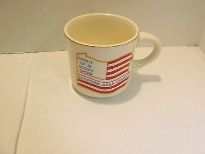 Bsa Boy Scouts Coffee Mug Cup Spirit Of 76 Scout Show Keystone Area Council
