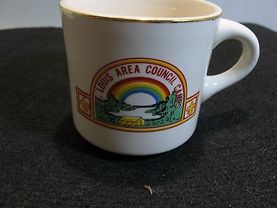 Bsa Boy Scouts Coffee Mug Cup Louis Area Council Camps