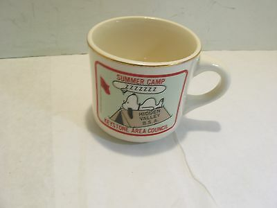Bsa Boy Scouts Coffee Mug Cup Summer Camp Hidden Valley Keystone Area Council