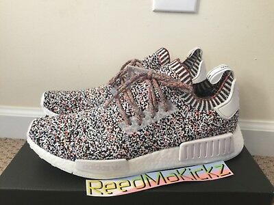 0c5f9b814d3 ADIDAS NMD R1 Static No Signal Size 13 Great Condition Multi Color ...