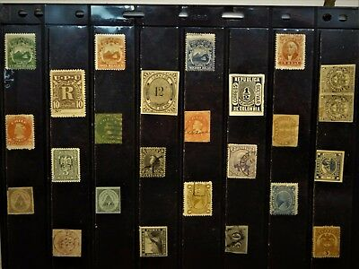 Very Old South America [Lot 1] for your World Stamp Collection !!!!