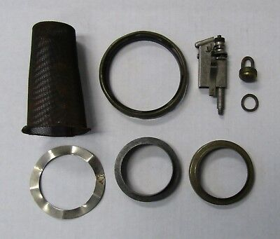Misc. Parts For Wolf Mdl. 100 Safety Lamp, Mining