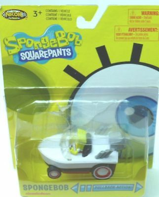 NEW SPONGBOB  SQUAREPANTS RACEING BOAT HARD TO FIND sale