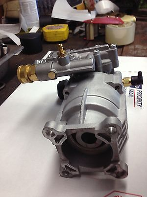 """Horizontal Pressure Washer Pump Kit 3/4"""" Pk18219- Devilbiss Excell W Coupler New"""