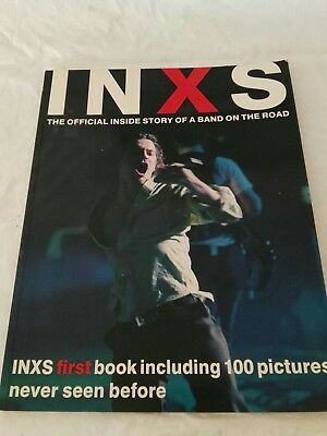 INXS official inside story