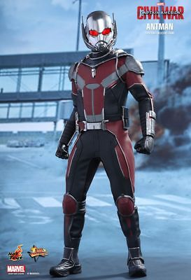 CAPTAIN AMERICA 3 - Ant-Man 1/6th Scale Action Figure MMS362 (Hot Toys) #NEW