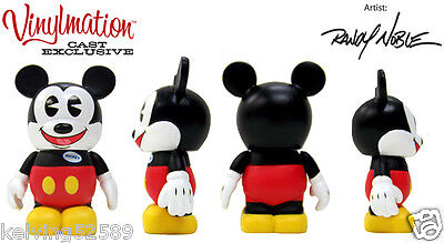 NEW Disney Vinylmation Cast Member Exclusive Mickey - IN TIN