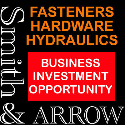 Industrial Business For Sale - Hydraulics, Fasteners, Hardware -Respected Brand