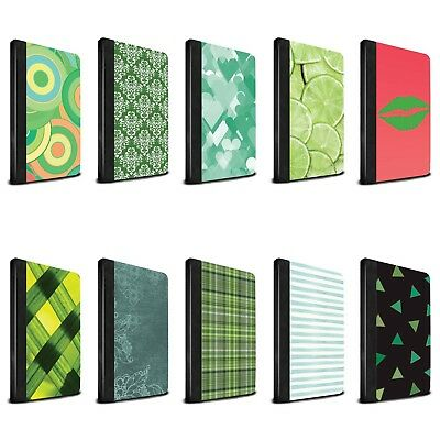 PU Leather Case for Apple iPad Tablet/Green Fashion/Protective Wallet/Cover