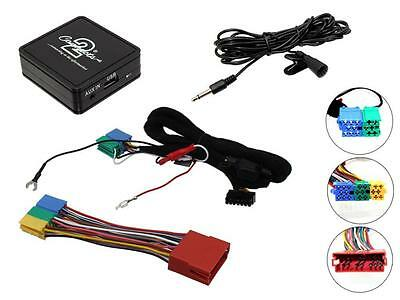 Connects2 Audi A4 97-05 Wireless A2DP Bluetooth Streaming HandsFree 3.5mm AUX