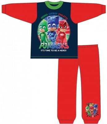 Official PJ Masks Character Pyjama Set