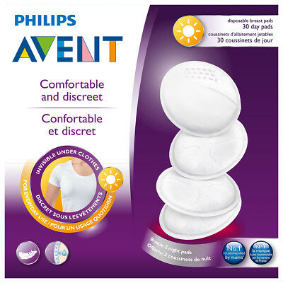 Avent Disposable Breast Pads 30 Day Pads