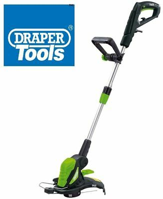 Draper 550W Electric Garden Grass Strimmer Auto Feed Trimmer Edge Cutter 45927