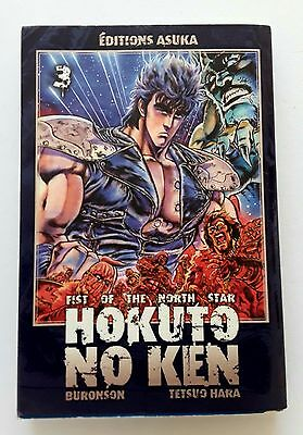Ken le survivant (hokuto no ken) Asuka tome 3 fist of the north star