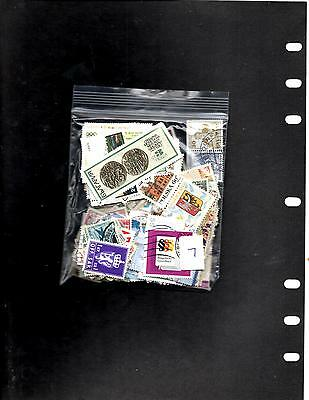 Worldwide Used Stamp Collection Lot 7 (Series 0166)