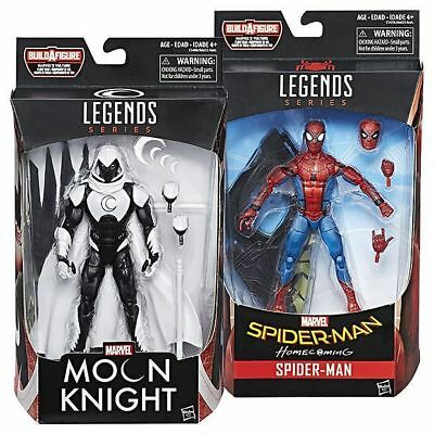 "NEW Spider-Man Legends Series 6"" Figure Assorted Height: 6-inch."