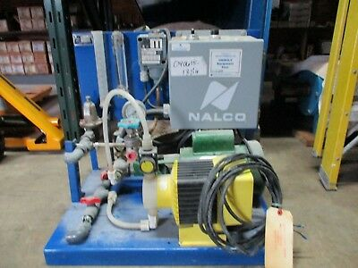 Nalco Polymer Makedown Unit - New Old Stock