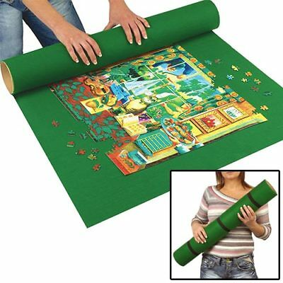 Jigsaw Puzzle Roll-Up Storage Mat