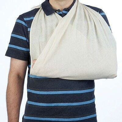 Premier Non Woven Triangular Triangle Disposable Bandage Arm Sling First Aid CE