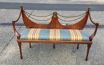 Annibale Colombo Sofa Couch Italien LUXUX Barock in Westerburg