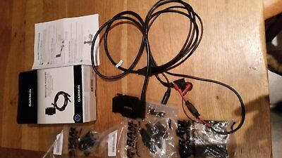 Garmin Zumo 660 / LM660 Motorcycle mount and power cable kit with RAM mounts