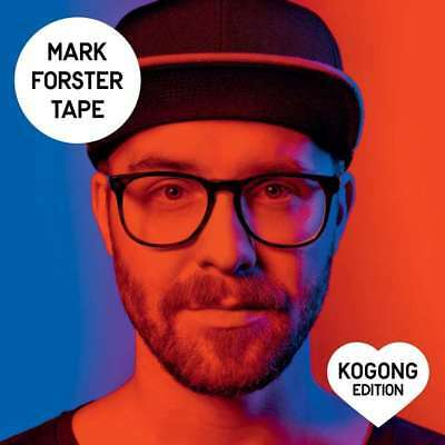 MARK FORSTER Tape KOGONG Version CD NEU & OVP VÖ 24.11. 2017