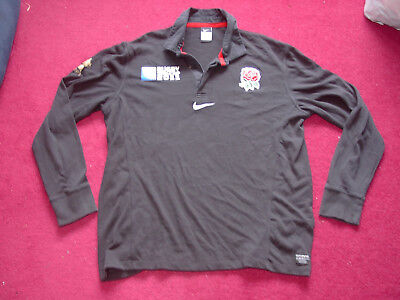 Nike England Rugby Union Shirt/top/jersey/World Cup 2011/Adult XL/extra large