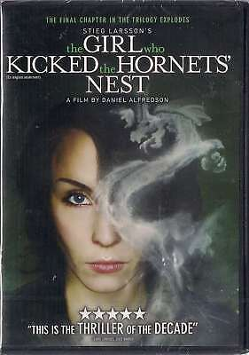 The Girl Who Kicked The Hornets' Nest, New DVD, ,