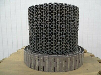 """Conveyor Chains 15"""" Wide X 30 Feet & 4.5"""" Wide X 30 Feet  Sold As 1 Lot"""