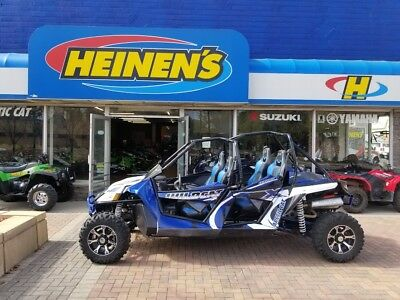 2014 Arctic Cat Wildcat 4X 0 Miles! (Usa Delivery Available)  (Stock # 3762)