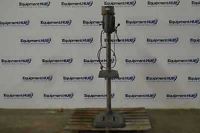 """Lincoln 15"""" Floor Model 4-Speed Drill Press, 1 Phase"""