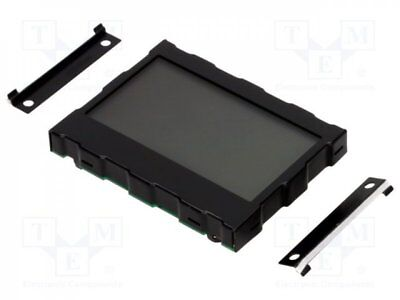 1 pcs Display: LCD; graphical; FSTN Positive; 128x64; black; LED; PIN:32