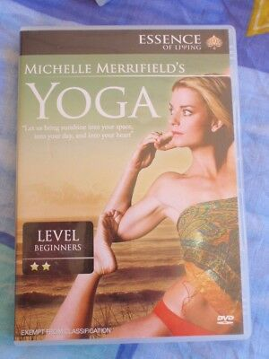 Essence - Michelle Merrifields Yoga Beginners Level  Dvd