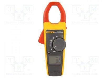 1 pcs AC digital clamp meter; Øcable:32mm; LCD, with a backlit