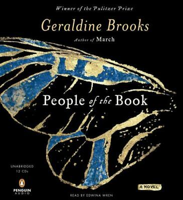 People of the Book: A Novel, Brooks, Geraldine, Acceptable Book