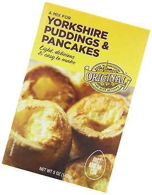 Goldenfry Yorkshire Pudding Mix, 4.9 Ounce Box (Pack of 6)