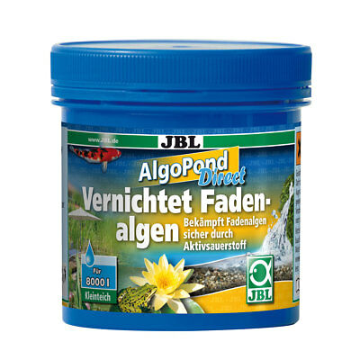 JBL algopond Direct 250g Pond Filamentous Algae Oxygen Pond Water Cleaning