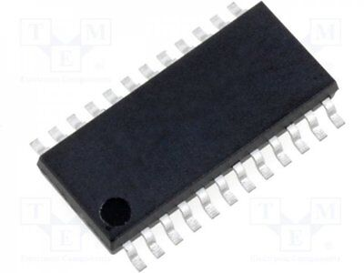 1 pcs Driver; display controller; Common Cathode; SO24
