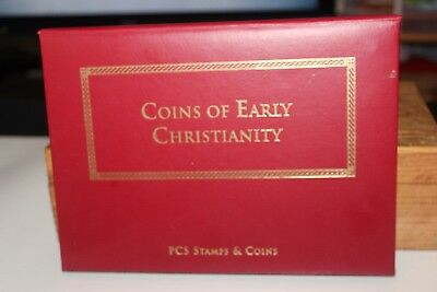 COINS OF EARLY CHRISTIANITY by PCS Stamps and Coins