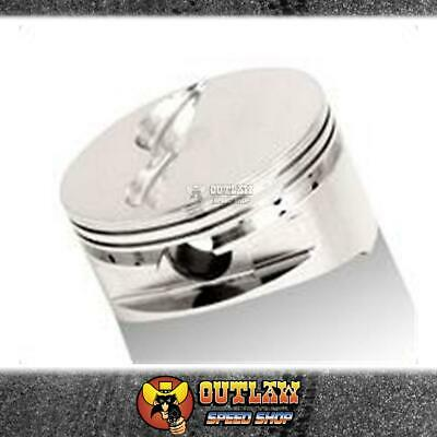 Je Pistons Flat Top 1.000 Comp Height 11:1 350 Small Block Chev - J181907