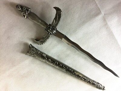 Quality Ancient Egypt Dagger Sword Water ripples Steel blade