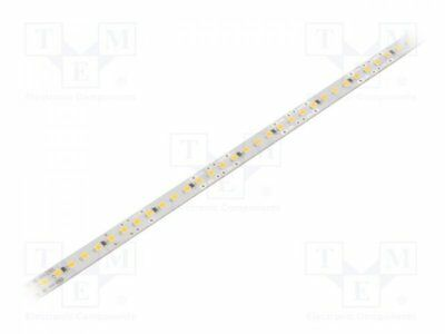 1 pcs Module: LED strip; 24V; Colour: white warm; 3000(typ)K; -25÷60°C