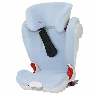 Britax Romer Summer Cover For KidFix II XP And KidFix II XP SICT Car Seat - Blue