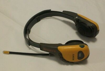 sony walkman srf hm55 headset tested please see description rh picclick com sony walkman srf-hm55 instructions Sony Srf M37v Walkman