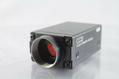 SONY XC-75 CCD VIDEO CAMERA With Fujinon 1.8 75 lens