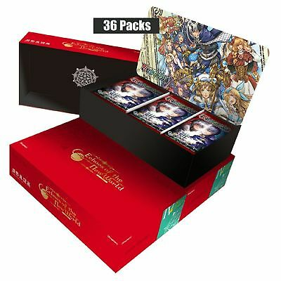 Echoes Of The New World Booster Box New and Sealed Force of Will FOW CCG