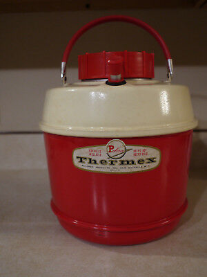 Vintage Thermex Fiberglas Insulated Picnic Jug by Poloron Products